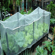 Height2m Fruit Tree Net Protection Cover Pest Control Net Cage Organic Agricult