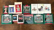 Your Choice - Hallmark Mary's Angels, Frosty Friends, Hcs, Rocking Horse, Kcc