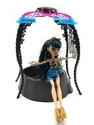 Monster High 13 Wishes Cleo De Nile Desert Frights Oasis Playset With Doll