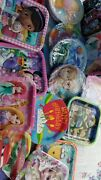 Disney Frozen, Minions, Cars, Tmnt Birthday Party Express Pack 20 Diff. Plates