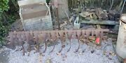 Antique 6and039 Tractor Rake/tiller Regional Delivery Available