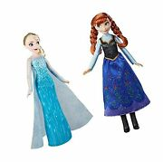 Acme Communications Disney Frozen Classic Fashion Elsa Doll For Ages 3 And Up...