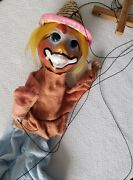 String Marionette Puppet Vintage 1980's From The Bahamas