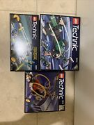 🔥🔥 Lego Technic Group 8213 8202 8215 New Sealed Box A+ Condition