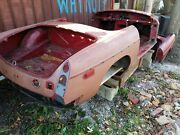 1980 Mgb Roadster Shell .... Very Solid