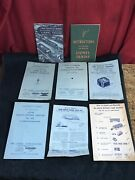 Vintage Lionel Assembly And Operating Instruction Manuals/sheets