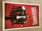 Kevin Hart Irresponsible Tour Signed Poster