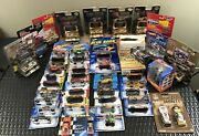 Vintage And Recent Hot Wheels And Racing Champion Collectible Mixed Bundle Lot Of 46