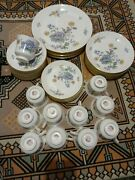 Hidden Valley Royal Albert 48 Pcs Never Used Made In England
