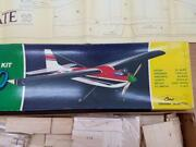 Sky Mate 20 Rc Radio Controlled Airplane Assembly Kit Rare Unused F/s From Japan