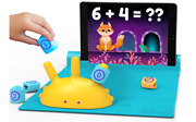 Plugo Count-math Games W Stories And Puzzles For 5-10 Years-educational Stem Toys