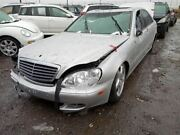 Driver Lower Control Arm Front 220 Type S500 Fits 00-06 Mercedes S-class 7536051