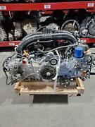 2018 Subaru Impreza 2.0l Engine Motor With Only 4713 Miles Needs Timing Cover