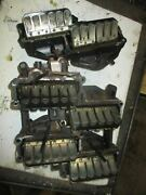 Evinrude Ficht 250hp Outboard Intake Manifold With Reed Valves 5000886