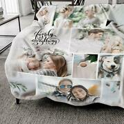 Personalized Collage Blanket