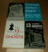 4 Vtg Georgia Tennessee Alabama Southern Ghost Stories Book Kathryn Windham Lot