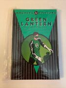 Archive Dc Editions The Green Lantern Archives Vol 01 By Hardcover 1st Print New