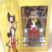 Mickey Mouse Action Figure Tails Tuxedo Medicom Toy Limited 1956 F/s From Japan