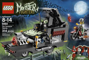 New Lego 9464 Monster Fighters Vampyre Vampire Hearse Mib Factory Sealed Retired