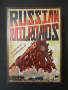Z-man Russian Railroads With American Railroads Expansion Board Game - Complete
