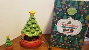2018 Extremely Rare And Limited Edition Scentsy Tannenbaum Express Warmer