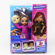 Failfix - Loves.glam Total Makeover Doll Pack - 8.5 Fashion Doll, Brand New