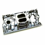 Professional Products 52006 Intake Manifold For Carbureted Chevy Small Block New