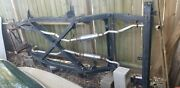 61-62 Corvette Chassis Frame Will Fit Other Years 1956-1960
