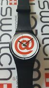 Swatch Swatchuhr Gb173 1996 Standard Gents 34mm Sings @