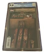 Ruins Of Ravencroft Carnage 1 2nd Print Cortland Cassidy Cover Cgc 9.8 Knull