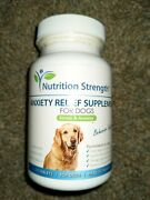 Nutrition Strength Anxiety Relief For Dogs Stress Anxiety Support - 120 Tablets