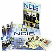 Ncis The Game Based On The Tv Series Pressman Board Game New Factory Sealed 2010