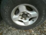 Wheel 16x7 Alloy 4 Silver-rounded Spoke Xe Fits 01-04 Xterra 347738
