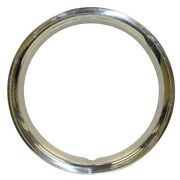 Stainless Beauty Ring 15 Dunebuggy And Vw