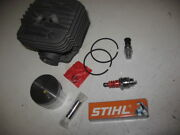 Stihl Chainsaw 038 Ms381 Ms381 Cylinder Head Piston Ring Gaskets Seals Chain Saw