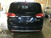 2018 Chrysler Pacifica Lid Gate Deck Lid Assembly W/ Lights And Window Blue Pbx