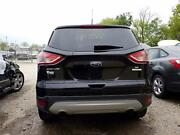 2013-2016 Ford Escape Lid Gate Decklid W/ Lights And Window Black Uh