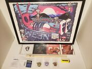 Ween Memorabilia Signed Cd Drum Stick Band Only Pins Andmore Free Fast Shipping