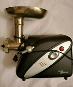 Savoureux Electric Meat Grinder Eh8804 With Accessories Make Sausage