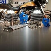 Sands M8 Power Pack 128 Water Cooled Chain Drive Highlighted Fins Chrome Tubes