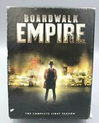 Boardwalk Empire The Complete First And Second Season Dvd Hbo Season 1 And 2