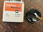 Nos Genuine Oem Gm Delco Remy 1957684 D-413 Rotor 1962-67 Buick 6 Cyl. Qty 1