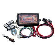 Flaming River Fr60004 Programmable Rfid Keyless Ignition System - Dash Mount New