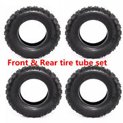 2 13x5.00-6 13/500-6 And 2 4.10-6 Tire Tube 4 Pr Lawn Mower Garden Tractor