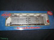 Very Rare Atlas 8182-2 Canadian Ttos Pacific Great East 40and039 Wood Reefer Car 819