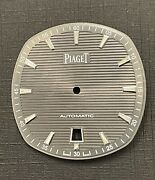 Piaget Mens 42mm Grey Guilloche Dial Reference G0a41003