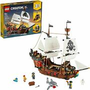 Lego 31109 Creator 3-in-1 Pirate Ship - New Sealed