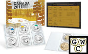 2011 Special Edition Proof-like Set Of Commemorative-issue Coins 12906