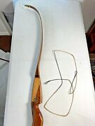 Drake Lakeside California Vintage 70 Inch 45 Laminated Right Hand Recurve Bow