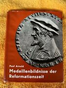 1967 Paul Arnold Reformation /martin Luther Numismatic Coin Renandref Reference